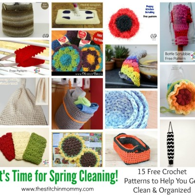 Spring Cleaning round up