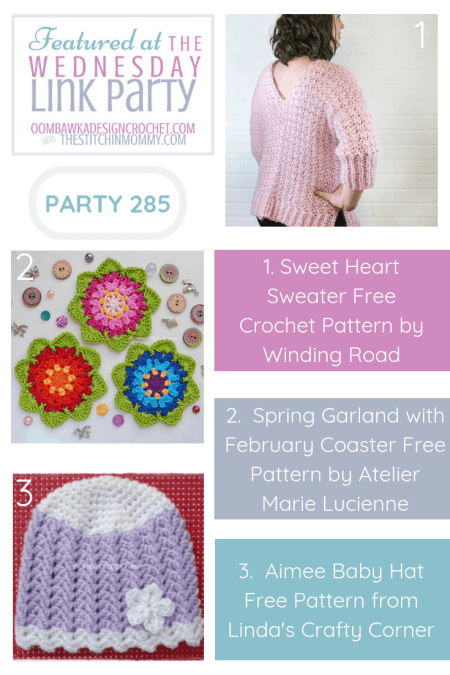 The Wednesday Link Party #285 Featured Favorites | www.thestitchinmommy.com