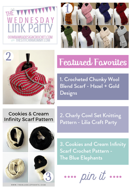 The Wednesday Link Party #224 Featured Favorites | www.thestitchinmommy.com