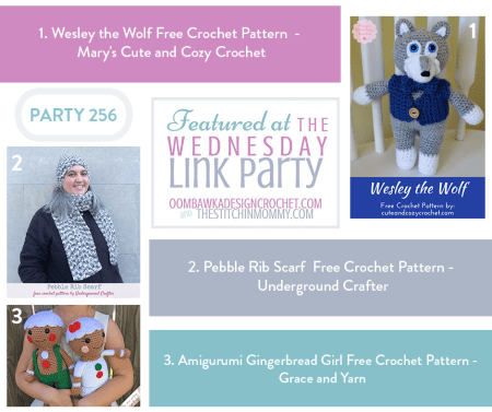 The Wednesday Link Party #256 Featured Favorites | www.thestitchinmommy.com