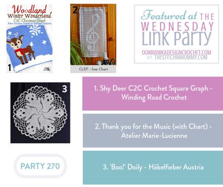 The Wednesday Link Party #270 Featured Favorites | www.thestitchinmommy.com