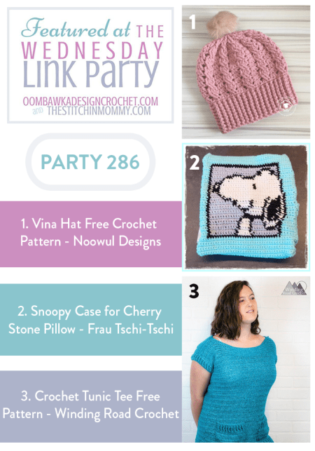 The Wednesday Link Party #286 Featured Favorites | www.thestitchinmommy.com