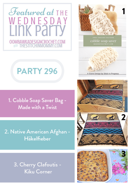 The Wednesday Link Party #296 Featured Favorites | www.thestitchinmommy.com