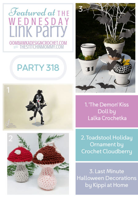 The Wednesday Link Party #318 Featured Favorites | www.thestitchinmommy.com