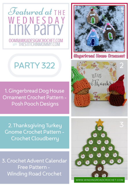 The Wednesday Link Party #322 | www.thestitchinmommy.com