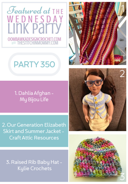 The Wednesday Link Party #350   www.thestitchinmommy.com
