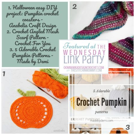 The Wednesday Link Party #217 Featured Favorites | www.thestitchinmommy.com