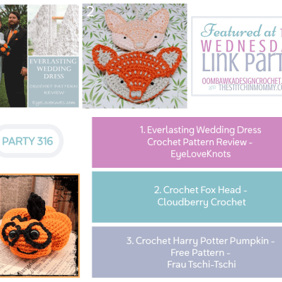 The Wednesday Link Party 316 featuring Everlasting Wedding Dress