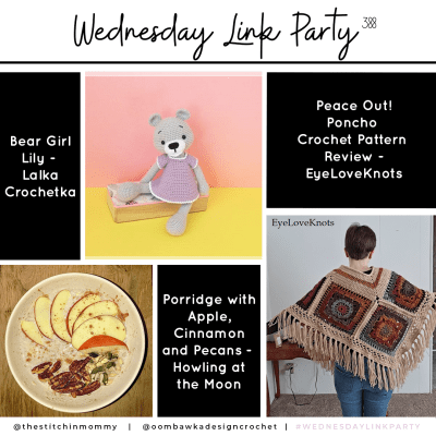 The Wednesday Link Party 388 featuring Bear Girl Lily