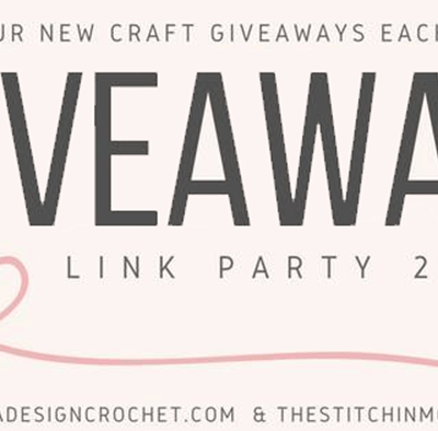 2018 Craft Giveaway Link Party 23