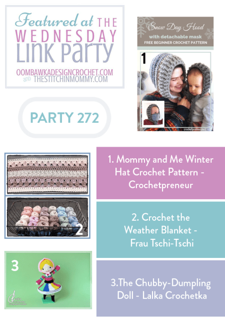 The Wednesday Link Party #272 Featured Favorites | www.thestitchinmommy.com
