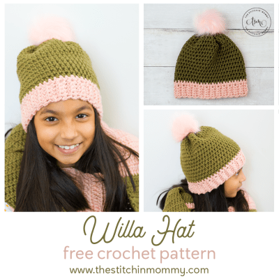 Willa Hat – Free Crochet Pattern