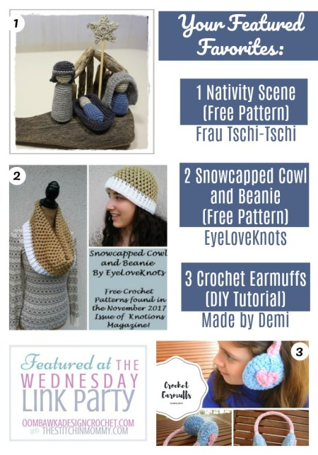The Wednesday Link Party #223 Featured Favorites | www.thestitchinmommy.com