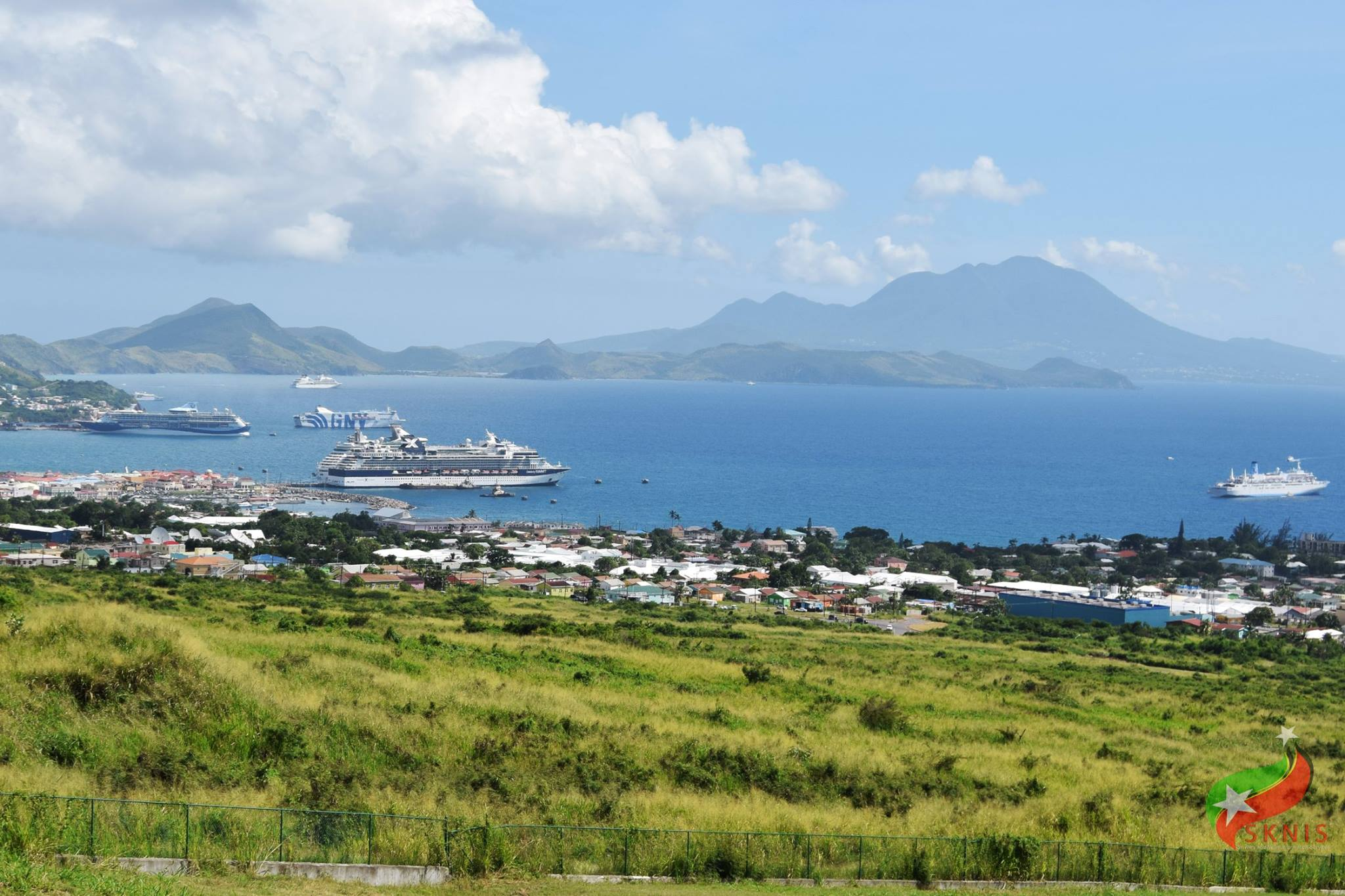 Tourism growth continues in St Kitts  The St Kitts Nevis