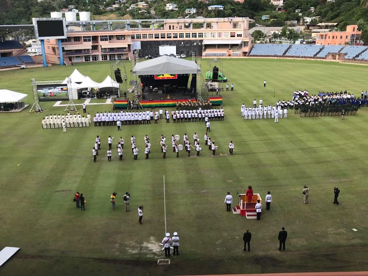 St KittsNevis prime minister joins Grenadas 44th
