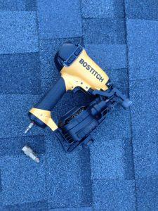 Bostitch roofing gun
