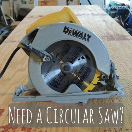 Dewalt Circular Saw Review