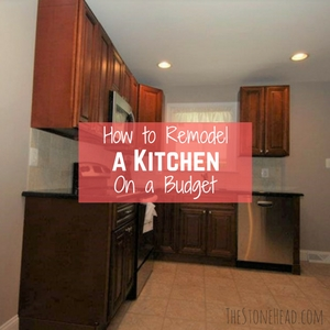 How to Remodel a Kitchen on a Budget – DIY Style