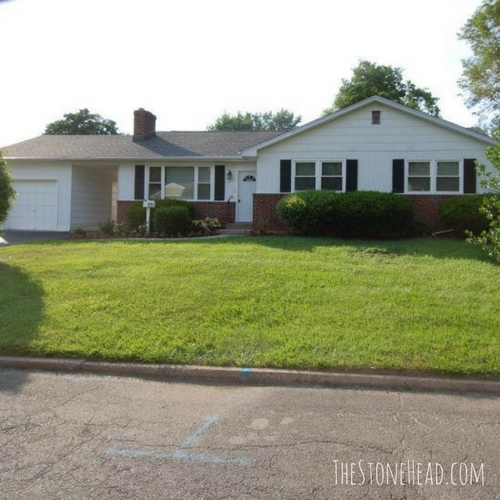 Flipping houses for a living is possible. Check out the before and after photos of this flip house!