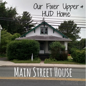 This HUD owned home is our second fixer upper. Check out before and after pictures of our first flip and the during pictures of the renovations going on in this fixer upper!