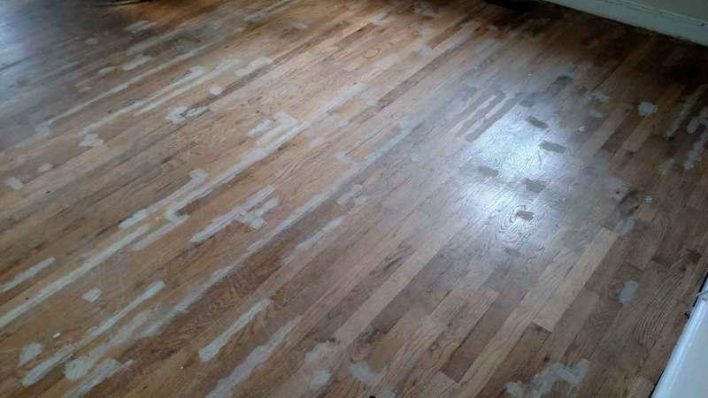 How To Refinish Hardwood Floors The Stone Head