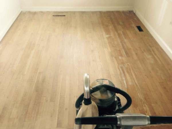 how to refinish hardwood floors the sander