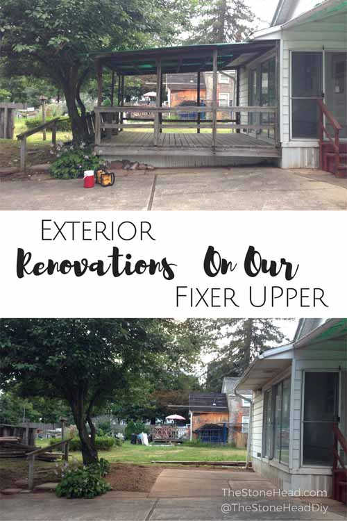 Exterior Renovations Micro Blog