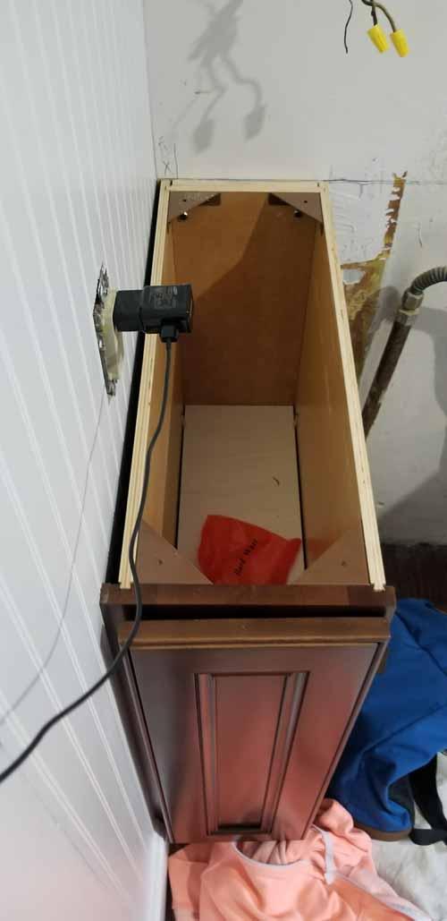 rta cabinets 9 inch base