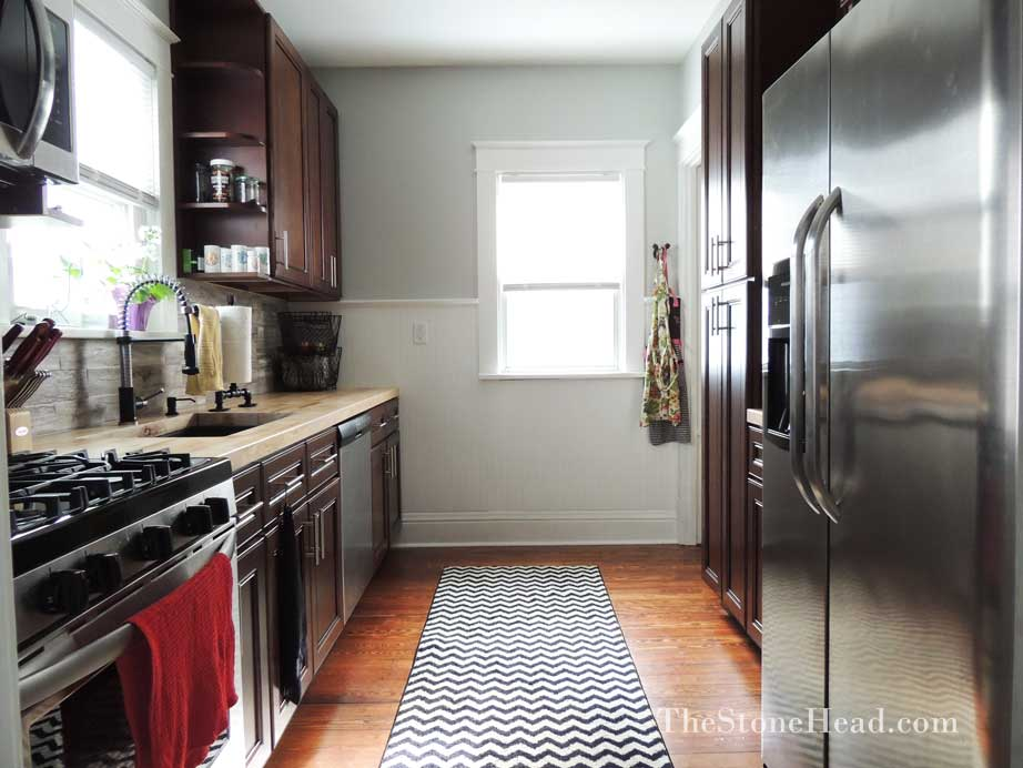 small kitchen remodel before and after pictures the stone head