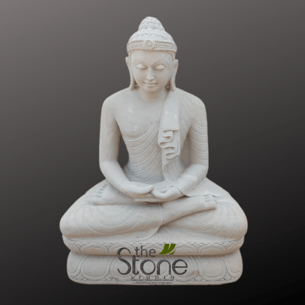 Buddha Statue in Sitting Position