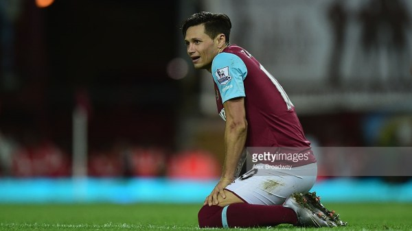 Mauro Zarate West Ham United
