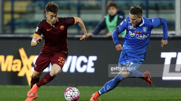 AS Roma Stephan El Shaarawy