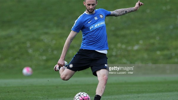 Marcelo Brozovic Inter Milan