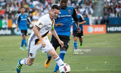 LA Galaxy San Jose Earthquakes