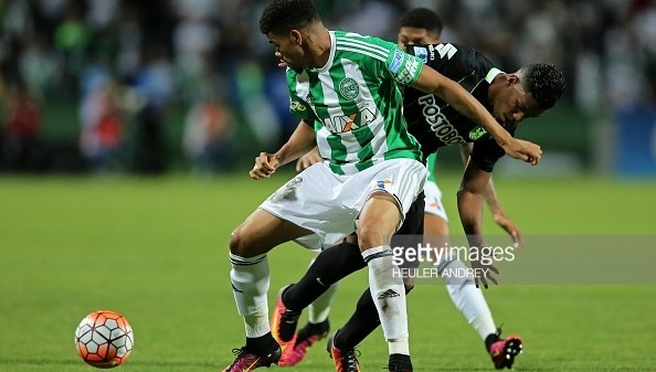 Atletico Nacional will battle Cerro Porteno for a spot in the Copa Sudamericana Final