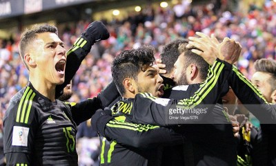 Mexico World Cup Qualifier