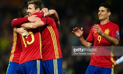 Spain World Cup Qualifiers
