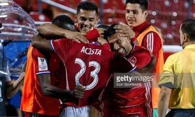 FC Dallas CONCACAF Champions League