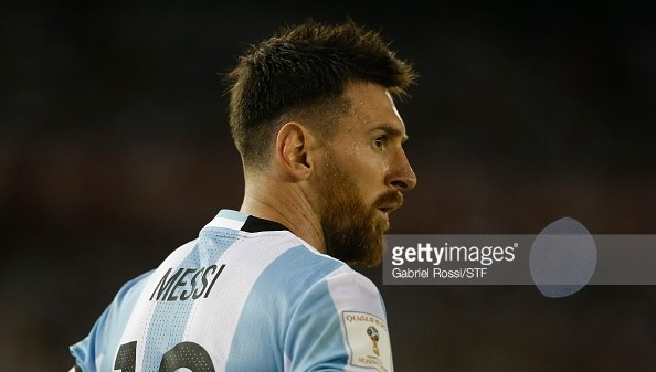 Lionel Messi Argentina World Cup Qualifiers