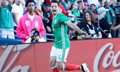 Chicharito LAFC Mexico
