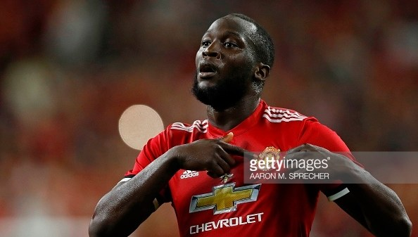 Romelu Lukaku Manchester United Premier League
