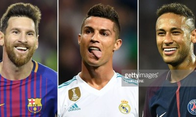 World Cup Ronaldo Lionel Messi Neymar
