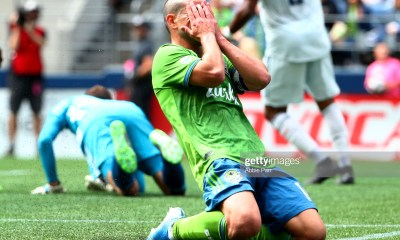 Seattle Sounders New England Revolution