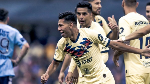 Jose Angel Lopez Club America