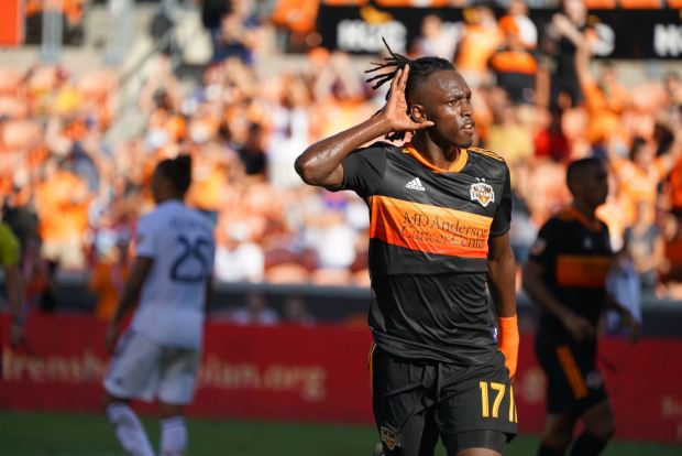 Houston Dynamo LA Galaxy