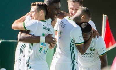Portland Timbers San Jose Earthquakes