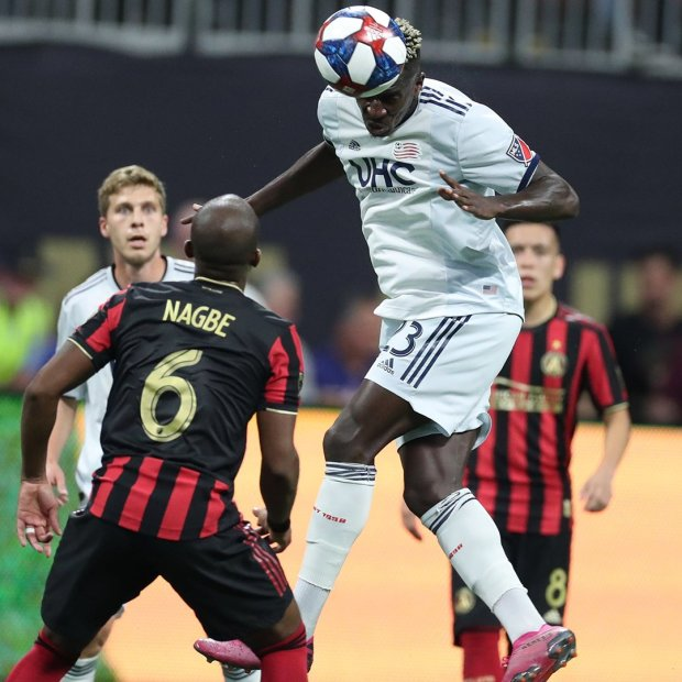 Atlanta United New England Revolution