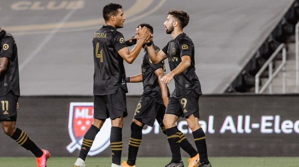 LAFC San Jose Earthquakes