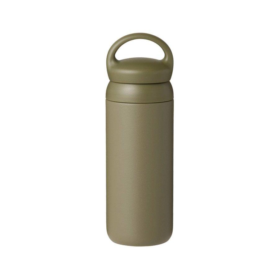 Khaki Water Bottle