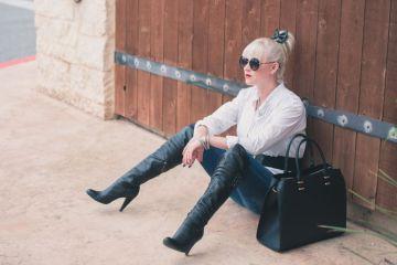 Tori Johnson is the top San Antonio Fashion Blogger.
